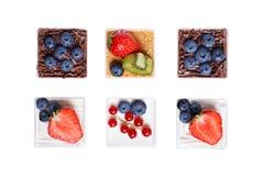 Dessert 1 photos libres de droits