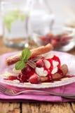 Dessert Stock Photography