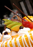 Dessert Stock Afbeelding