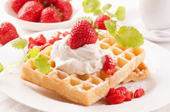 Dessert Royalty Free Stock Images