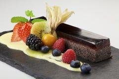 Dessert Stock Foto