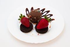 Dessert Photographie stock