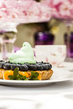 Dessert stock fotografie
