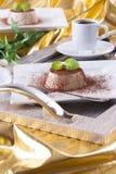 Dessert Image libre de droits