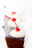 Dessert Royalty Free Stock Photography