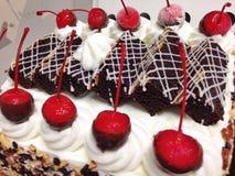 Dessert Stock Foto's