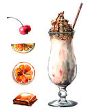 Dessert illustration de vecteur