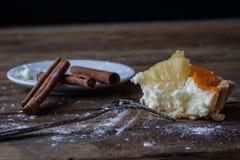 Dessert Fotografia Stock