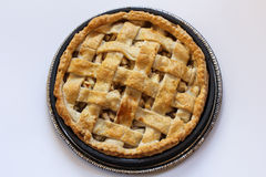 Dessert al forno della torta di mele Fotografia Stock Libera da Diritti