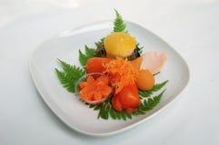 Dessert asiatique Photographie stock libre de droits