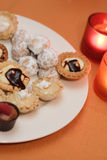 Dessert assortment4 Image stock