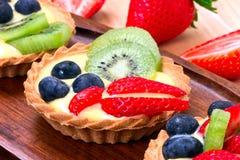 Dessert au goût âpre délicieux Photographie stock libre de droits