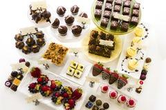 Dessert bar Royalty Free Stock Image