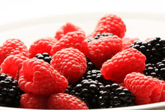 Dessert Bowl Stock Images