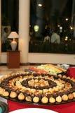 Dessert at buffet Stock Photos