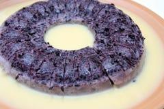 Dessert at buffet stock photography