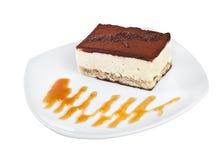 Dessert - cake Stock Image