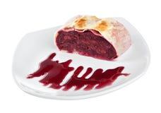Dessert - cake Stock Images