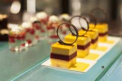 Dessert Cake Royalty Free Stock Images