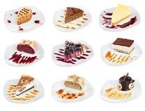 Dessert - cake Stock Photo