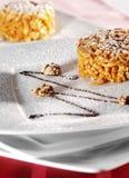 Dessert - Chak-Chak Royalty Free Stock Photography