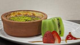 Dessert chaud de riz Photo stock