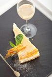Dessert - Cheesecake Stock Images