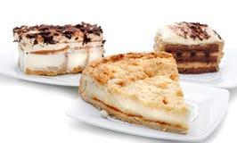 Dessert - Cheesecakes Stock Image