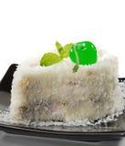Dessert - Cherry Cake Royalty Free Stock Photo