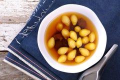 Dessert chinois Photos libres de droits