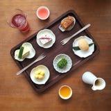 Dessert chinois Photographie stock
