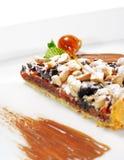 Dessert - Chocolate Shortcake Stock Photos