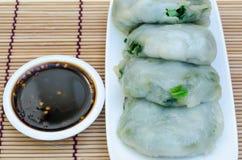 Dessert cinese Immagine Stock Libera da Diritti