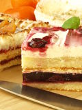 Dessert, closeup Stock Photo