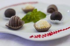Dessert Cofete Royalty Free Stock Image