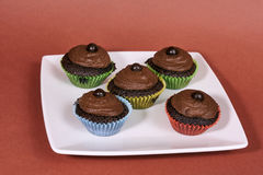 Dessert cookies muffins Royalty Free Stock Photos