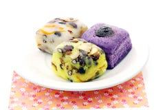 Dessert coreano. Fotografia Stock