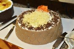 Dessert Corner Buffet Royalty Free Stock Photography