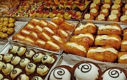 Dessert - cottura italiana Fotografia Stock Libera da Diritti