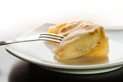 Dessert Crepes Stock Image