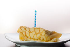 Dessert Crepes Royalty Free Stock Image