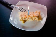Dessert Crepes Royalty Free Stock Photo