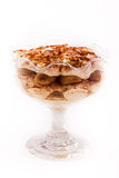 Dessert in cup Royalty Free Stock Photo