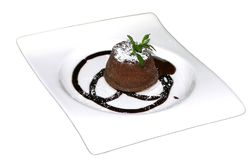 Dessert délicieux Photographie stock