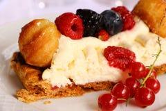 Dessert délicieux Image stock
