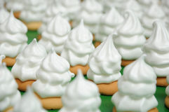 Dessert délicieux Photos stock