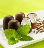 Dessert délicieux Photo stock