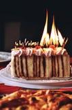 Dessert de gâteau Image stock