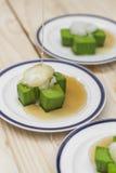 Dessert de gens du pays de Lopahteegae Pattani Images stock