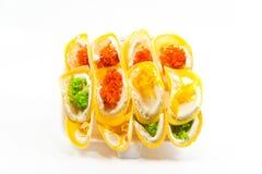 Dessert de la Thaïlande. Photographie stock